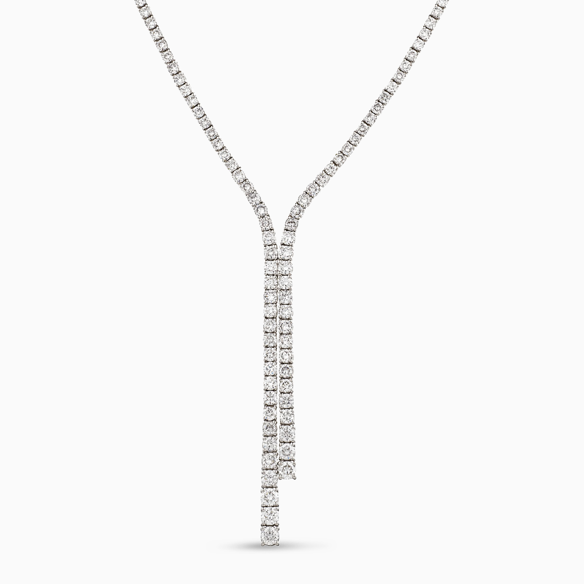 Diamond Pendants and Necklaces